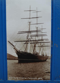 Greenwich - Cutty Sark - At Falmouth