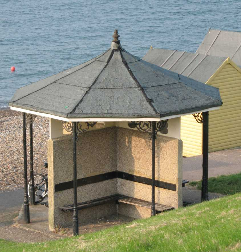 Seafront shelter 2