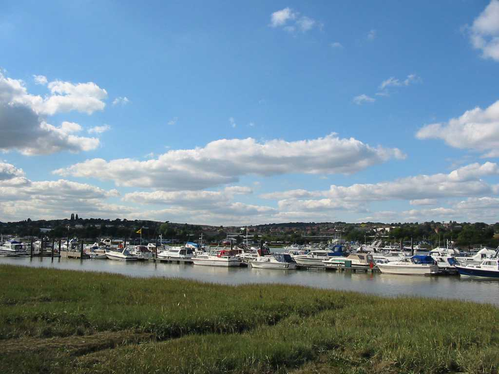 River Medway boats
