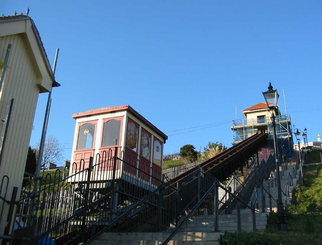 Cliff Lift funicular